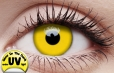 Glove Yellow Contact lens