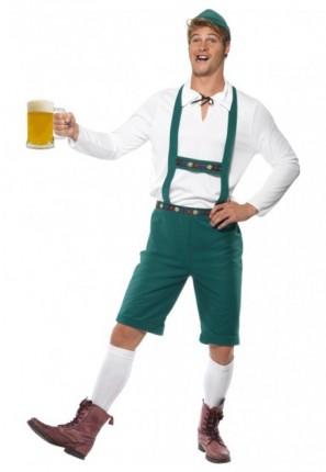 Lederhosen costume Mens
