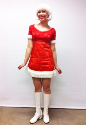 Mrs Santa 2