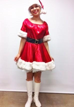 Mrs Santa 3