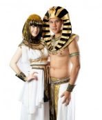 Egyptian couple costumes