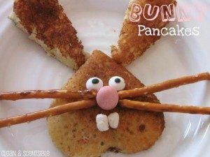 easter pancake