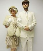 jay gatsby and daisy costumes