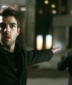 Sylar vs Heroes fight