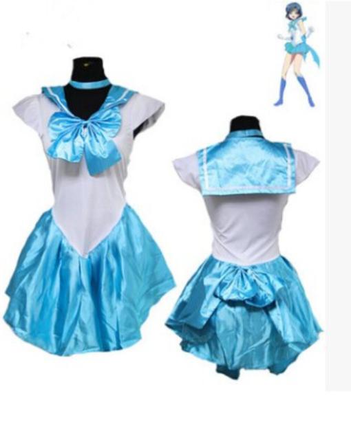 sailor mercury costume