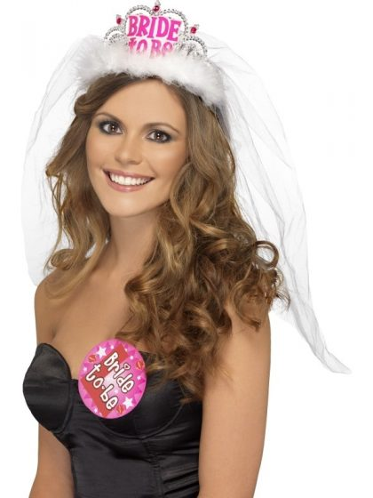 hens night Veil