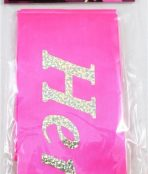 Hens Party Sash