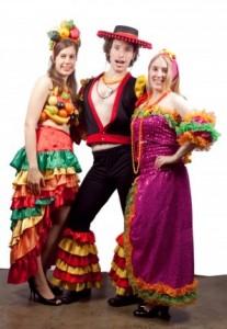 Brazil costume