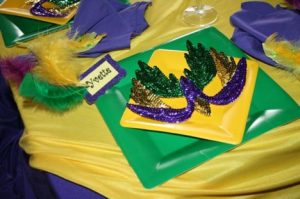 Brazil party colors
