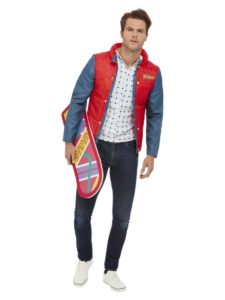 Marty mcfly costume
