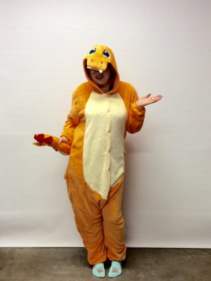 Pokeomn go Costume