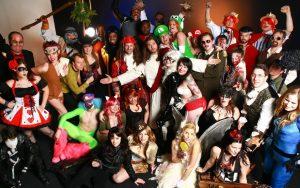 costume party checklist