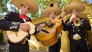 Mexican theme band