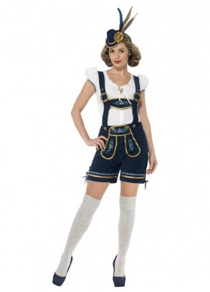 Oktoberfest costume female