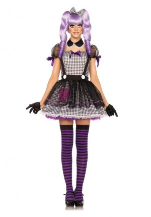 dead eye dollie costume