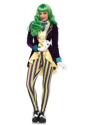 leg avenue wicked trickster