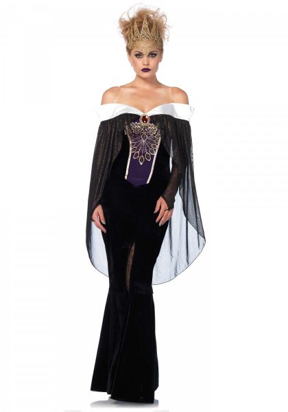 Leg avenue evil queen costume