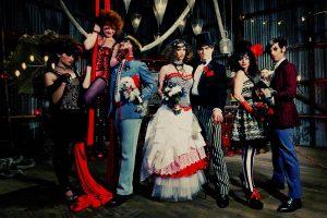 creepy carnival halloween