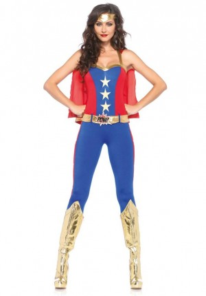 wonderwoman hero costume
