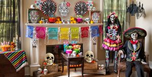 day of dead decorations