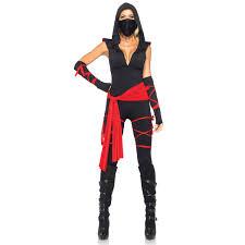 leg avenue ninja female costume