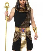 leg avenue male Egypt god costume