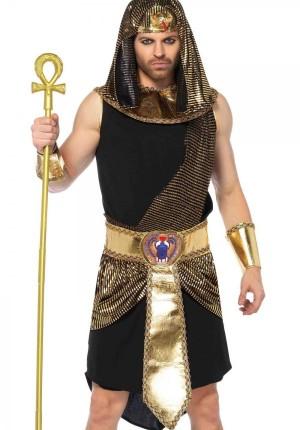 leg avenue male Egypt god costume