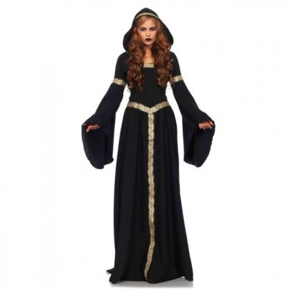 leg avenue pagan witch costume