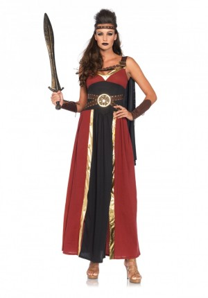 Regal Warrior costume