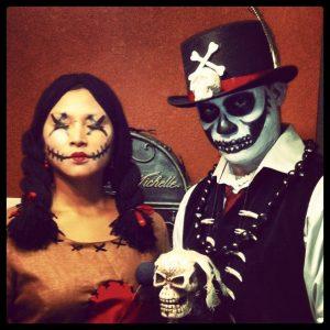 Voodoo party theme