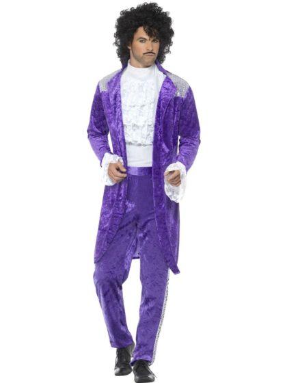 80s Prince costume