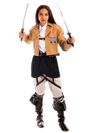 Attack on Titan costume, attack on titan, eren yeagar costume