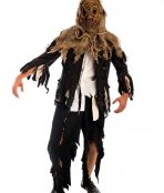 Scarecrow Batman Villain Costume, Scarecrow Costume, Supervillain Costume, DC Comics Costume