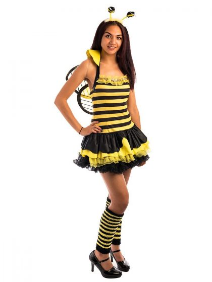 Bumble Bee Cute Costume, Bumble Bee Costume, Bee Costume, Bug Costume