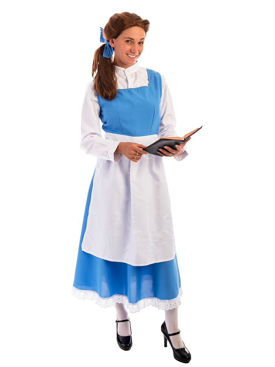 beauty and the beast peasant belle costume creative costumes