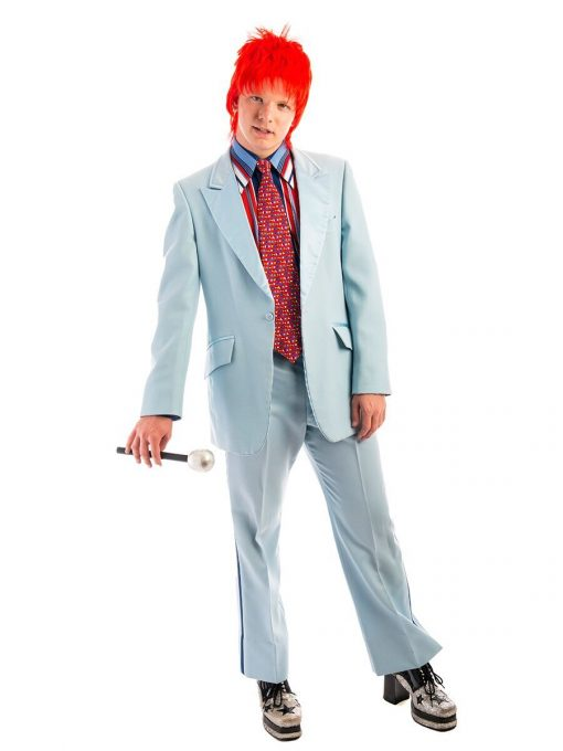 life on mars, david bowie, ziggy stardust costume, david bowie costume, ziggy stardust costume