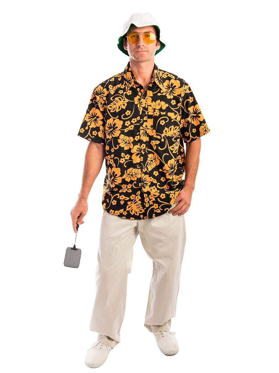 26259b6de2 Fear and Loathing Mens Costume -Creative Costumes