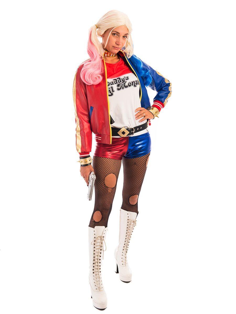 Harley Quinn Ladies Costume Creative Costumes