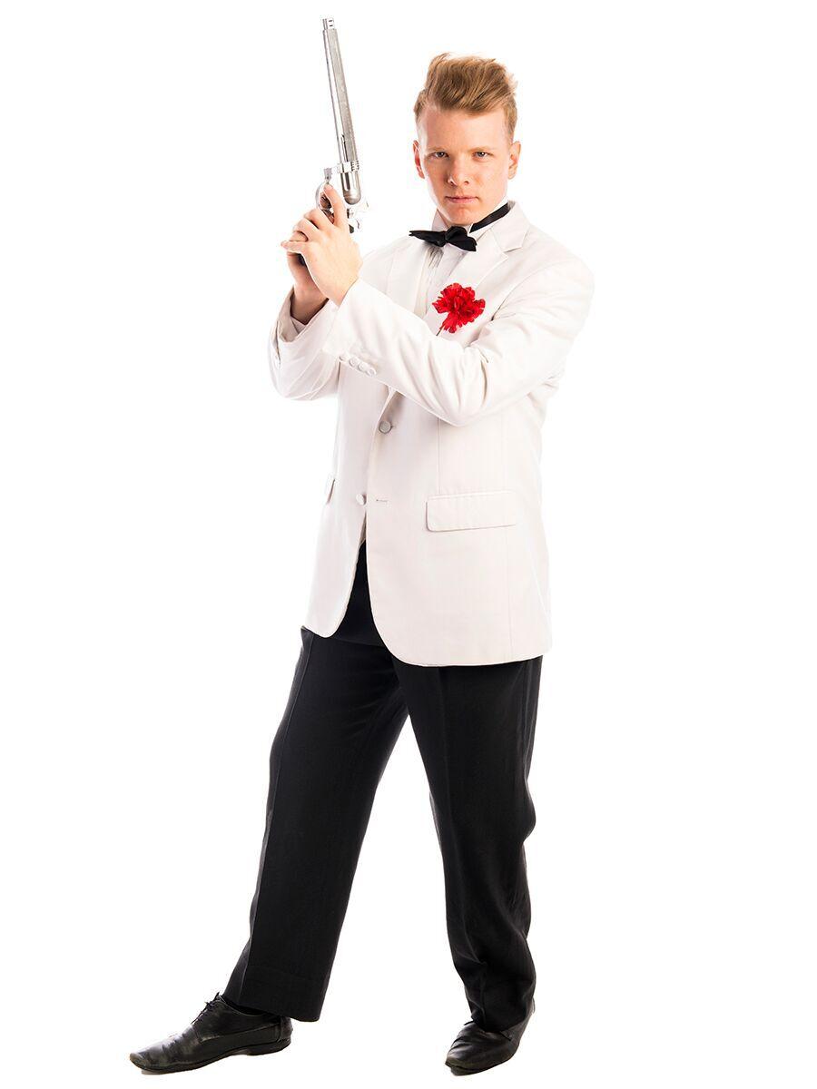 James bond 007 costume creative costumes - James bond costume ...