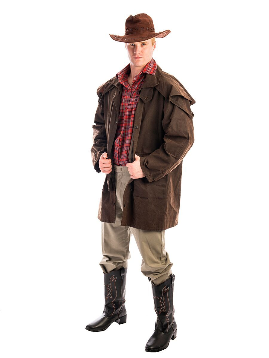 Man from Snowy River Costume -Creative Costumes 8486bc37a01