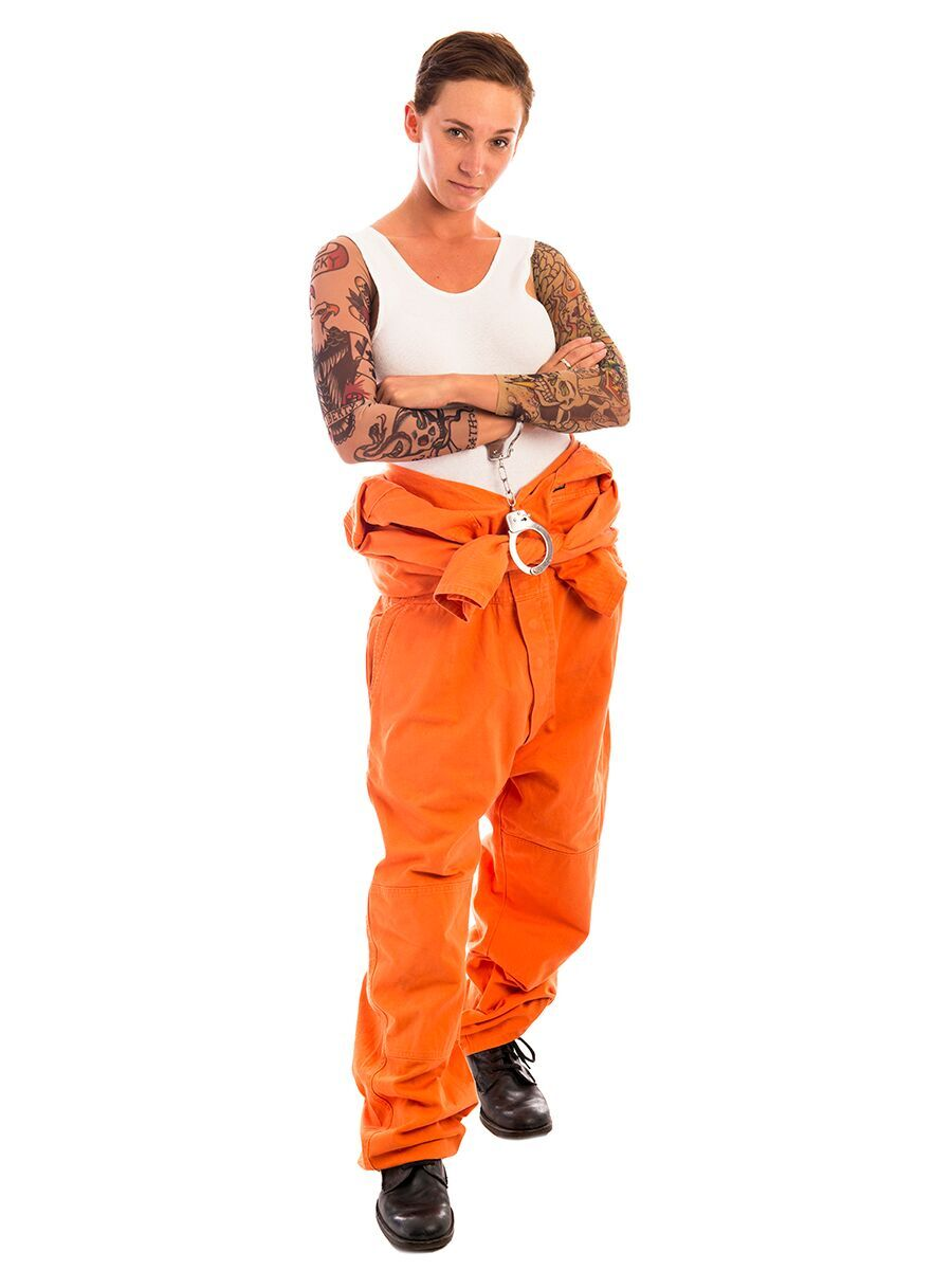 Orange is the New Black Ruby Rose Costume -Creative Costumes