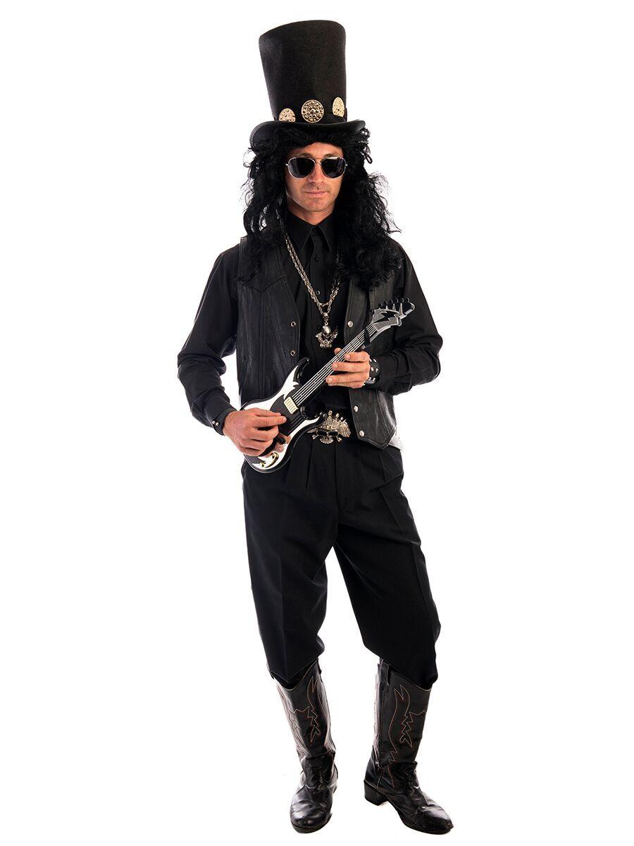fff5900dda Slash Costume For Women   Slash Guns N Roses Costume Sc 1 St ...