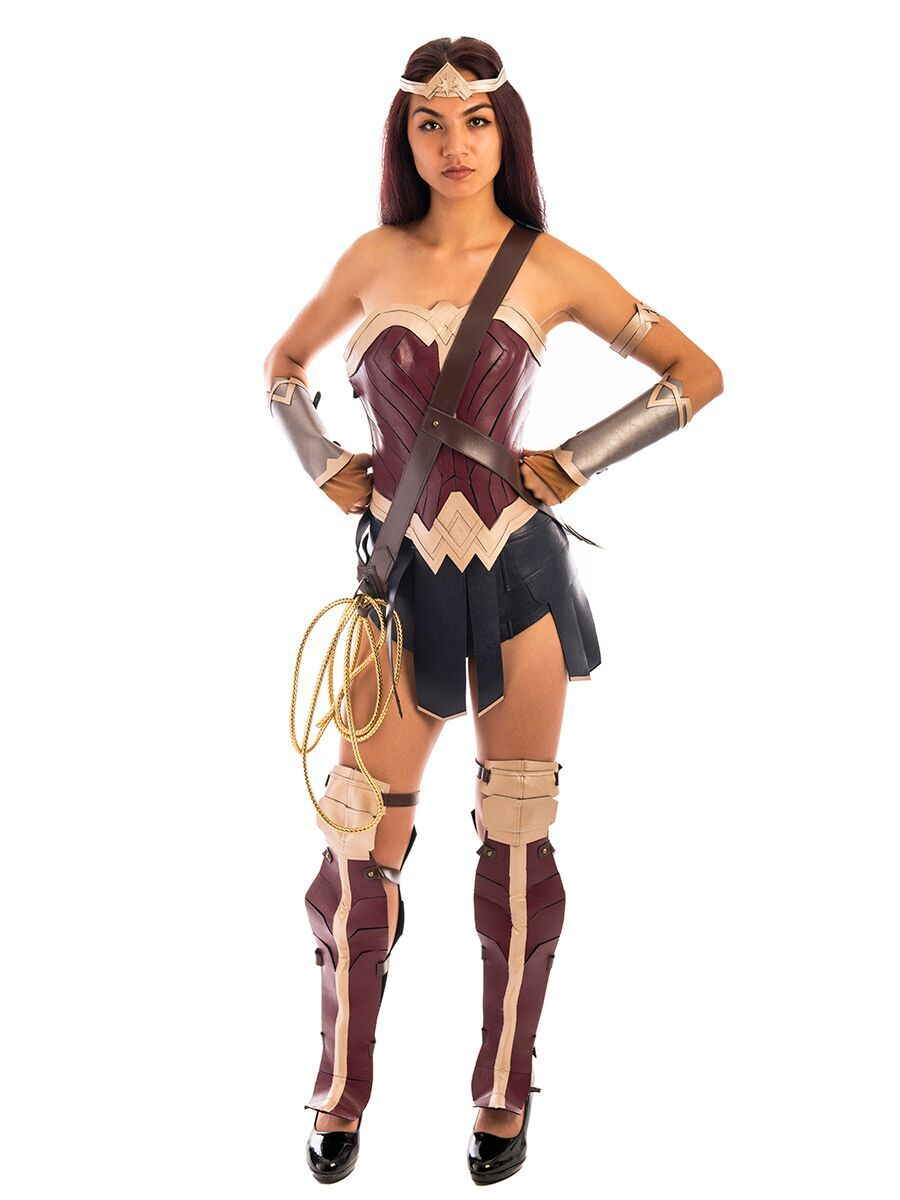 Female Wonder Woman Costume