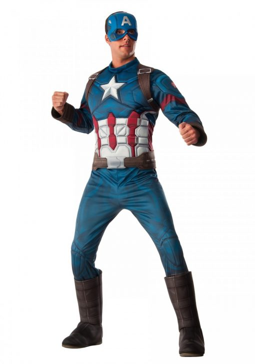 Civil war Captian America costume