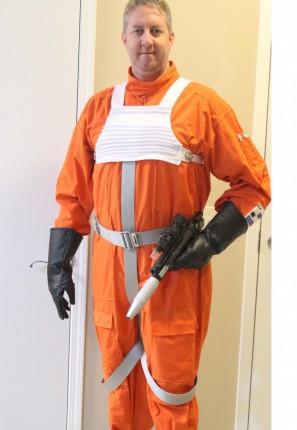 star wars fighter pilot costume