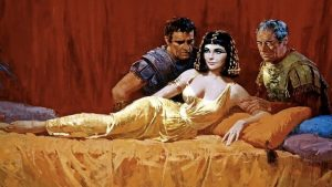 cleopatra and marke anthony