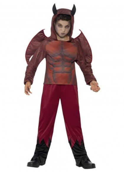 Devil costume child