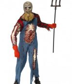 Farmer zombie costume