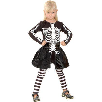 Lil Skeleton Girl - Child