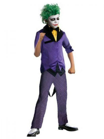 Joker child costume